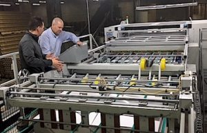 New Sheeter Increases Converting Capabilities by 30%
