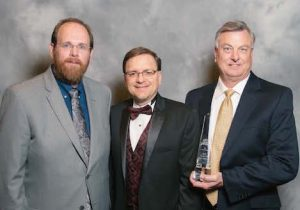 Case Paper Presents Best Printing of a Brochure Award