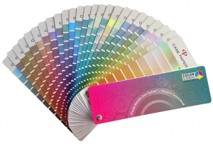 Case Paper Releases Certified Metallic Substrate Swatchbooks